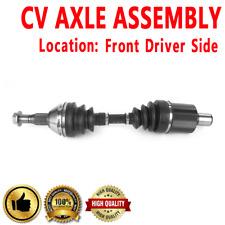 FRONT LEFT CV Axle Shaft For CADILLAC DTS 06-11 DEVILLE 00-05 SEVILLE 98-04