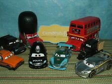 Disney Pixar Cars 2: Ice Racers, Silver Racers, Lemons and More *Displayed Only*