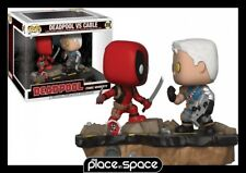 MARVEL:DEADPOOL - MOVIE MOMENTS DEADPOOL VS CABLE FUNKO POP! VINYL FIGURE #318