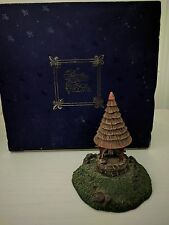 Wdcc Beauty And The Beast Belle's Well French Village Disney Enchanted D23