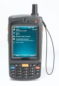 Motorola Symbol MC75A6-PUCSWRRA9WR PDA