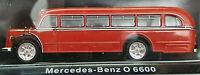 Mercedes Benz O 6600 Vigili del Fuoco Scala 1:72 Die Cast - Atlas Bus Collection