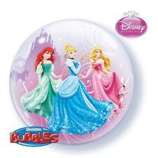 "22"" Bubble Balloon - Princess Royal Debut Disney Birthday party"