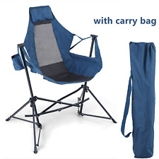 Hammock Camping Chairs Heavy Duty Portable Chair Outdoor Folding Swing Chair