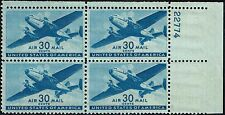 #C30 PB  1941 30 CENT TRANSPORT AIRMAIL ISSUE MINT-OG/NH
