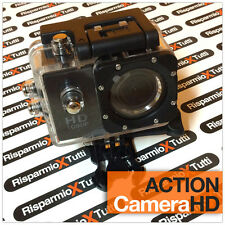 Sport Action Pro Cam Camera Full HD DV Waterproof Videocamera Subacquea Go CASCO