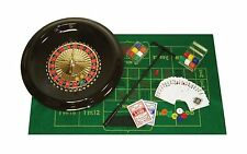 Trademark Poker 16-Inch Deluxe Roulette Set with Accessories Free Shipping
