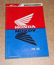 Werkstatthandbuch Honda PK 50 Stand 1995