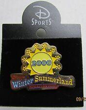 Disney Winter Summerland Miniature Golf Pin