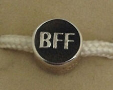 Miss Chamilia *Kids Only Size* 925 Silver & Enamel  BFF Charm Bead 2050-0250