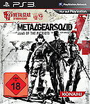 PS3/Sony Playstation 3 Spiel-Metal Gear Solid 4 25th Anniversary Ed.(OVP)(USK18)