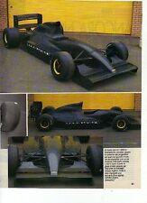W15 Ritaglio Clipping 1992 Formula 3000 Lola T92/50