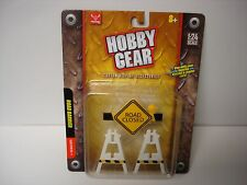Road Barrier - Hobby Gear - 1/18, 1/24 & G Scale - by PHOENIX TOYS