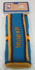NBA New Orleans Hornets Multi-Color OSFA Head Wrist Band Set By adidas