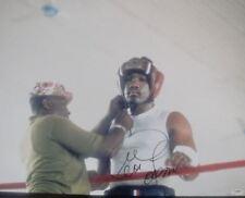 George Foreman Signed RARE 16x20 Autographed Photo JSA