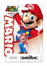 amiibo Mario (Super Mario Collection) - BRAND NEW & DIRECT FROM NINTENDO AUS