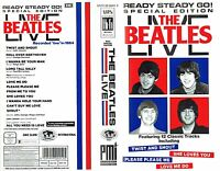 (VHS) The Beatles - Live - Twist And Shout, Roll Over Beethoven, Long Tall Sally