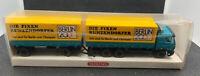 Wiking 571 03 06  Berlin Olympics 2000 Exchangeable Freight Train Merc BNIB 1:87