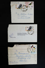 Bhutan Stamped Cover Lot