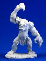 1 x TROLL CAVERNE - BONES REAPER figurine miniature d&d jdr cave fantasy 77004