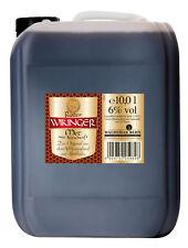 Original Behn ROTER Wikinger Met Honigwein 6% 10 Liter Kanister Festival 4,49€/L