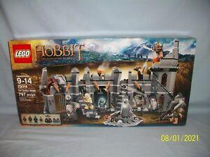 Lego set 79014 Dol Guldur Battle HOBBIT LOTR Factory Sealed New Azog Gandalf A