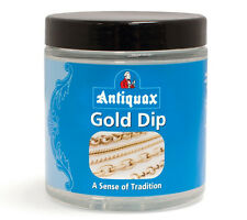 Antiquax Gold Jewellery Cleaner Dip 225ml Removes Tarnish from Gold Jewellery