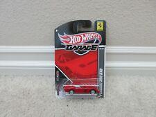 BRAND NEW 2011 HOT WHEELS GARAGE RED FERRARI 250 GTO REAL RIDERS RARE SEE PICS