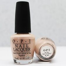 Opi Nail Lacquer Hawaii Collection Nl H67 Do You Take Lei Away? Spring Summer 15