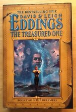 David Eddings The Treasured Ones The Dreamers #2 Hardcover Book 1ST Editions