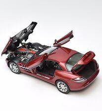 CMC M-045 Rarität Mercedes Benz SLR McLaren 2003 in rot selten !!!, 1:18, X016