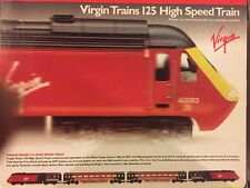 Hornby Train Pack Virgin Train 125 High Speed Train