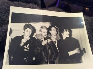 Siouxsie and the banshees press photo rare punk rock collectors item 2 off 4