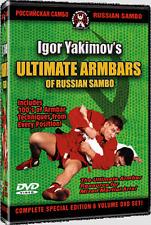 Igor Yakimov - Ultimate Arm Bars of Russian Sambo DVD Series