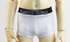 1/3 BJD Dolls Cotton Mens White Under pants fit Volks SD DD Dollfie Dream