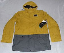 OAKLEY Tally Ho Biozone Insulated Ski/Snowboard Jacket Mens Size XL #411950