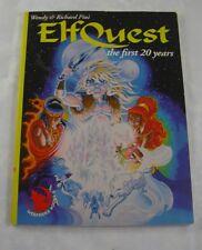 ElfQuest The First 20 Years Wendy Richard Pini PB Wolfrider Books Elf Quest