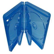 200 Blu Ray 6 VIE 25 mm caso spina dorsale Holding 6 dischi di ricambio nuovo rivestimento AMARAY