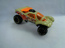 Hot Wheels Mattel Da'Kar Tan Orange Racer Car - as is