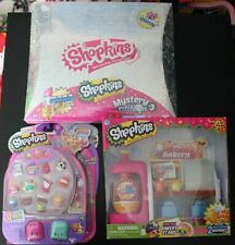New Unopened Box Shopkins Mystery Edition 3, Bakery Stand, Season 5 12 Pack