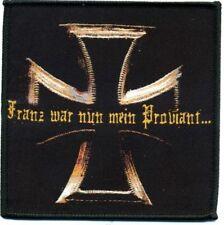 """Eisregen """"Franz"""" Patch/Cucire-su Patch 601953 #"""