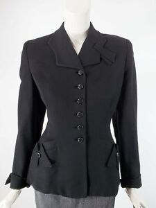Vintage 40s 50s Jacket by Townley - med