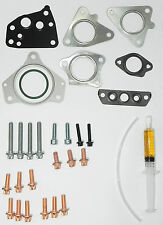 Turbocompresor kit de montaje Mercedes (w639) Viano 3.0 CD (135 kw/motor: om642 v6)