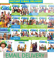 The Sims 4 PC Windows All DLC & expansions [OFFLINE GAME Direct Download]