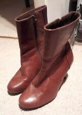 *Beautiful quality NEXT Leather Boots * UK 4/37 * VGC!! *