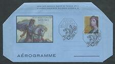 1983 VATICANO FDC AEREOGRAMMA RAFFAELLO