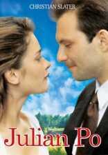 Julian Po DVD (1997) - Christian Slater, Robin Tunney, Alan Wade