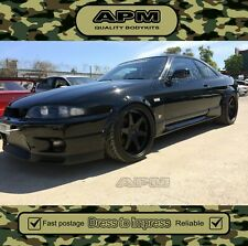 Quality APM Fender Guard Wheel Flare Suit Nissan R33 GTS/GTR/2 Door/Turbo/RB26..
