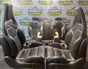 MERCEDES-BENZ C63S AMG A205 COUPE (16-ON) COMPLETE PERFORMANCE SEAT SET