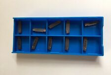 GEM 2 Parting/ Cut Off Lathe Tool Carbide Inserts Box Of 10